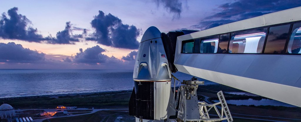 Here's How You Can Watch SpaceX's Historic First Launch of NASA Astronauts Live