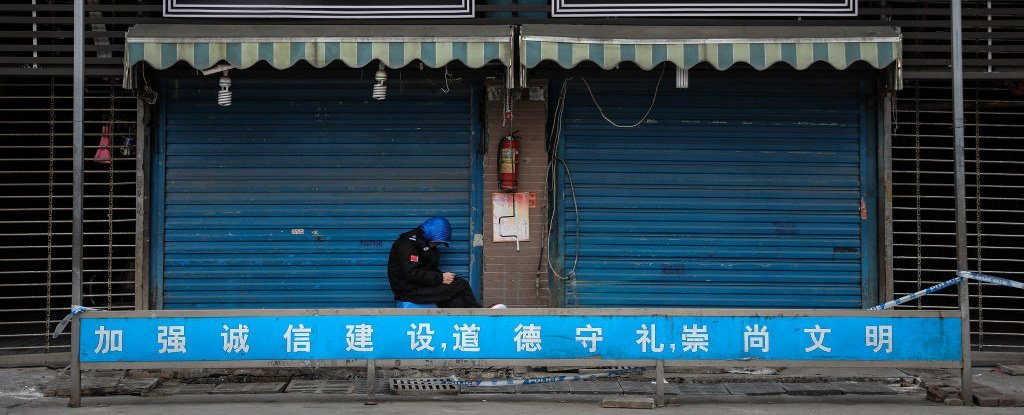 Chinese CDC Now Says The Wuhan Wet Market Wasn't The Origin of The Virus