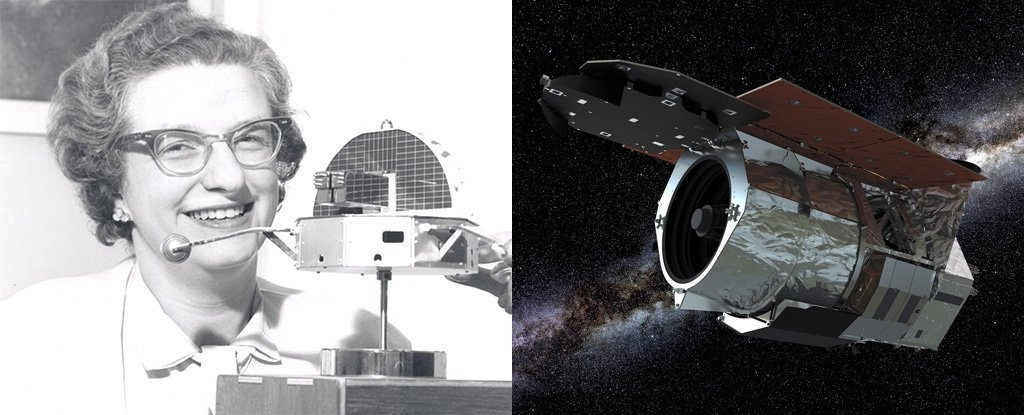 NASA Names The Next Space Telescope After The Brilliant 'Mother of Hubble' - ScienceAlert