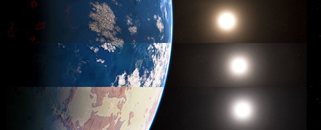 A 'Code' in Starlight Reflected Off Distant Planets Could Reveal if They're Habitable