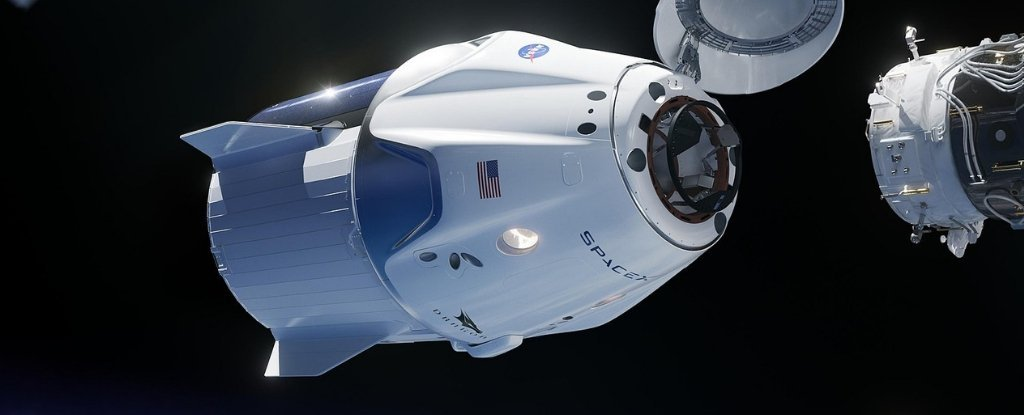 It's Happening: NASA Says SpaceX's First Crewed Space Flight Can Launch Next Wednesday