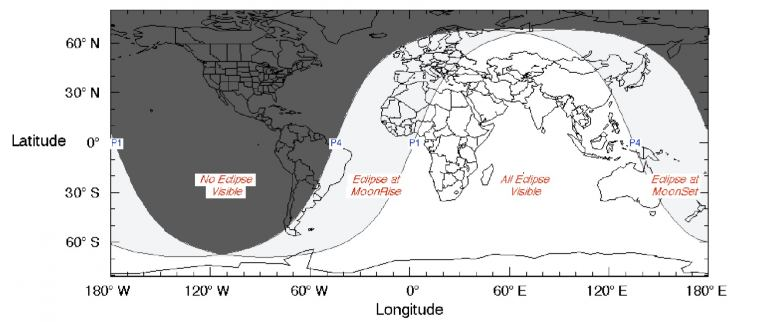 How to Watch This Friday's Penumbral Lunar Eclipse