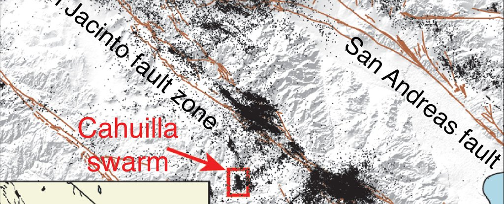 This California Earthquake Swarm Lasted 4 Years. We May Finally Know Why