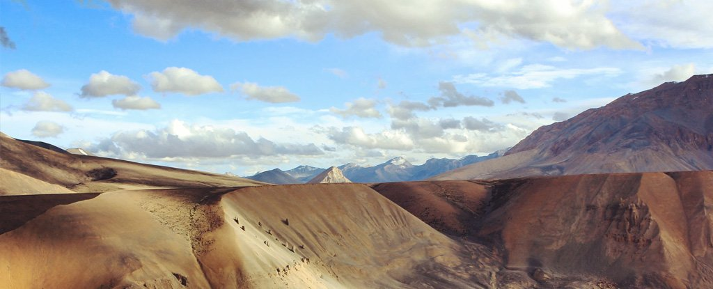The Mystery of Hidden Forces Behind Earth's Highest Mountains Could Finally Be Solved