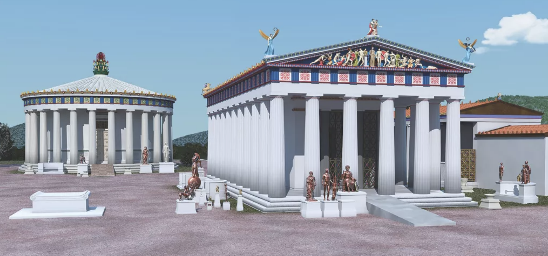 Some Ancient Greek Temples Had 'Disability Ramps', According to This Researcher