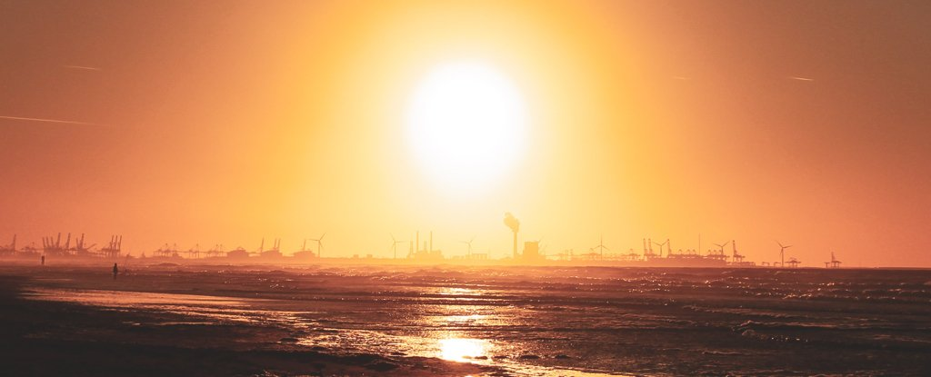 UN Reveals Just How Much Hotter We Can Expect The Next 5 Years to Get