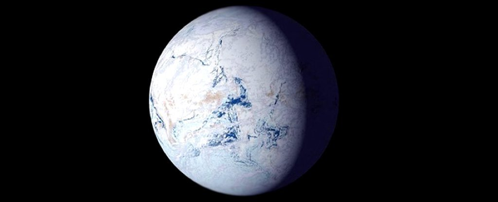 Rapid Loss of Sunlight Could Have Unleashed Snowball Earth Events in The Past – ScienceAlert