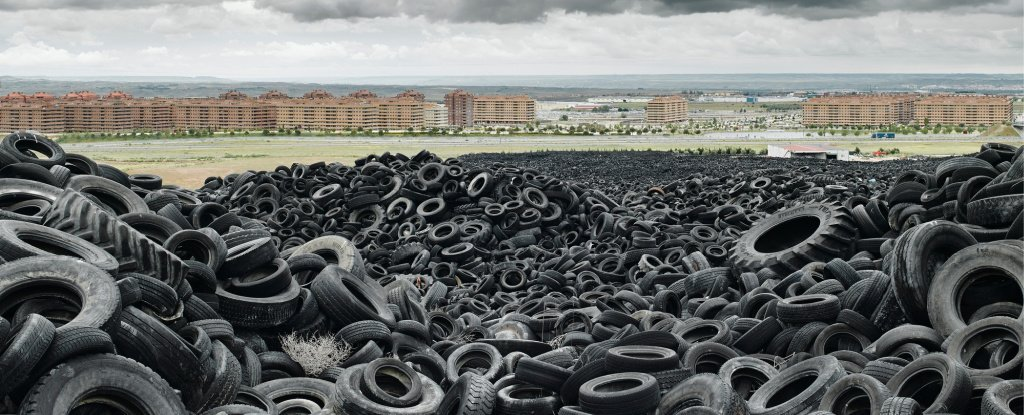 Engineers Have Found a Way to Make More Durable Roads Out of Old Tyres And Rubble - Armenian Reporter