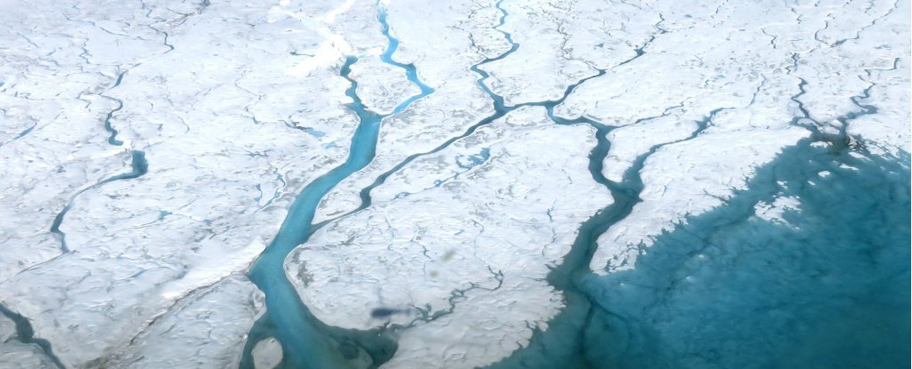 Greenland's Melting Ice Sheet Has 'Passed The Point of No Return', Scientists Say