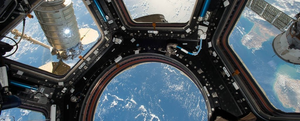 So, The International Space Station Is Leaking Air Again