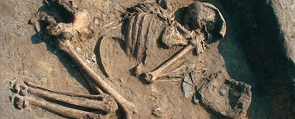 Prehistoric graves reveal the wealth gap existed even in the Stone Age