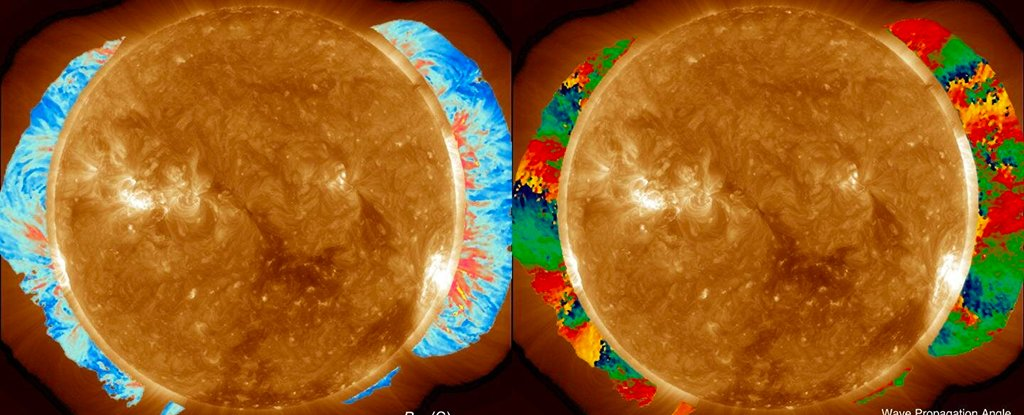 Scientists Measured The Global Magnetic Field of The Sun's Corona For The First Time – ScienceAlert