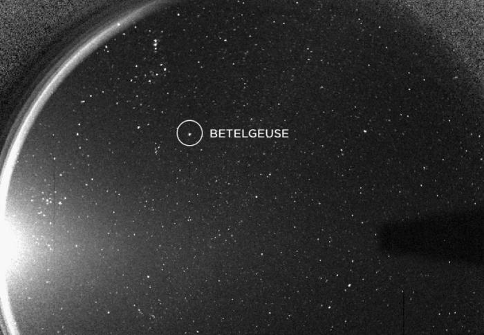 stereo betelgeuse