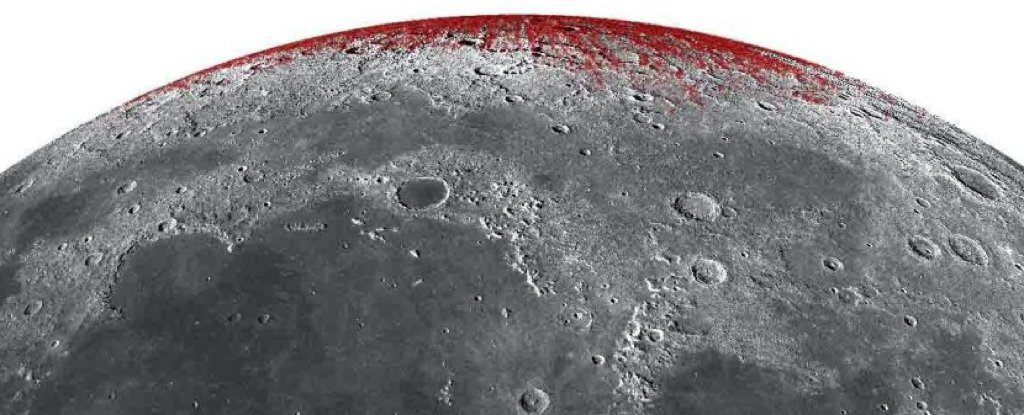 Bizarre Discovery Reveals The Moon Is Rusting, Even Without Liquid Water And Oxygen