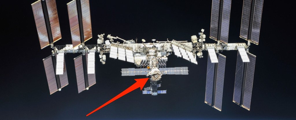Astronauts Finally Find Location of Elusive Leak on The International Space Station