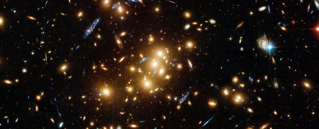 Scientists Say They've Determined The Total Amount of Matter in The Universe