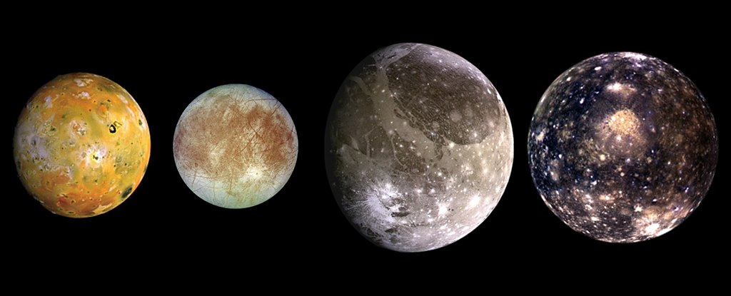 Jupiter's Moons Are Hotter Than They Should Be. They Could Be Heating Each Other