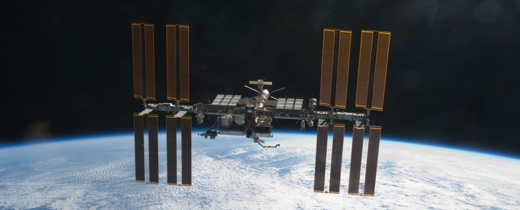 The Space Station Had to Make Emergency Maneuvers to Dodge an Object Today