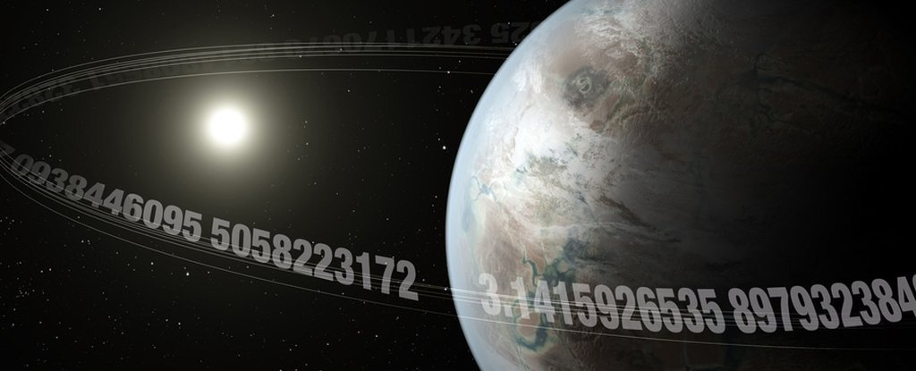 Astronomers Discover 'Pi Earth' Exoplanet Orbits Its Star Once Every 3.14 Days - ScienceAlert