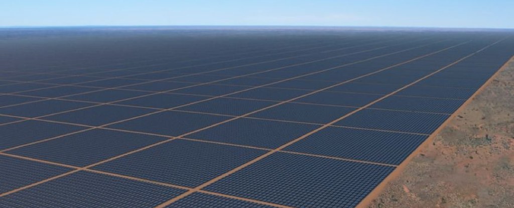 World's Largest Solar Farm to Be Built in Australia - But They Won't Get The Power