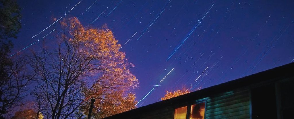 The Orionids Meteor Shower Peaks This Week. Here's How to Watch - ScienceAlert