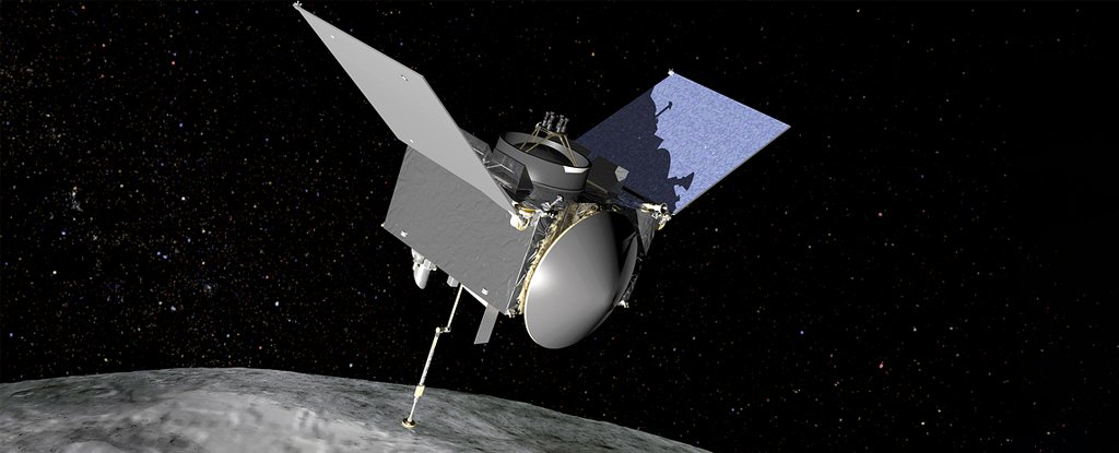 Watch Live: A NASA Spacecraft Is About to Land on an Asteroid And Grab a Sample