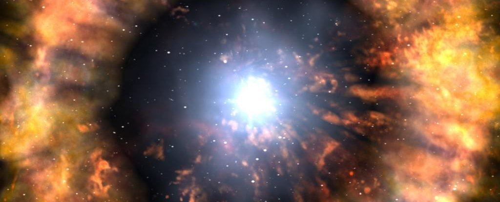 We Now Have Proof a Supernova Exploded Perilously Close to Earth 2.5 Million Years Ago
