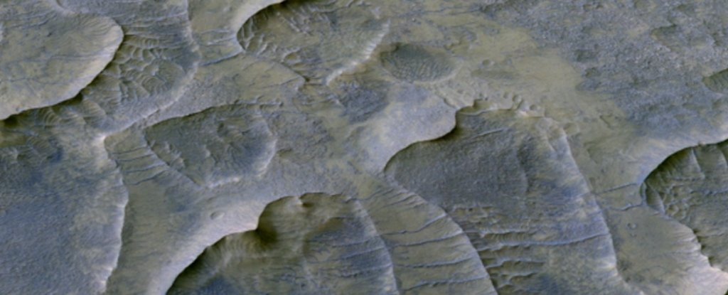 NASA Finds Billion-Year-Old Sand Dunes Preserved on Mars And They Look Familiar – ScienceAlert