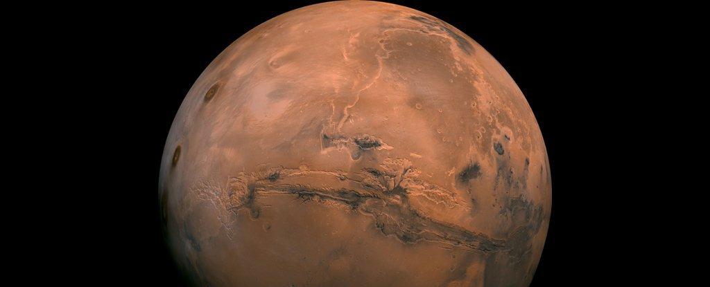This Week, Mars Is The Closest to Earth It'll Be For Another 15 Years