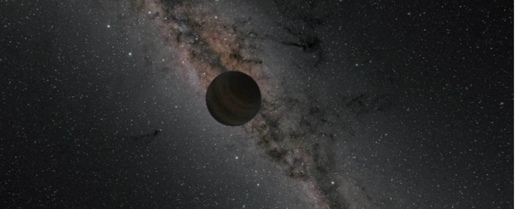 Astronomers Say They've Detected a Rogue Earth-Mass Planet Drifting in The Milky Way