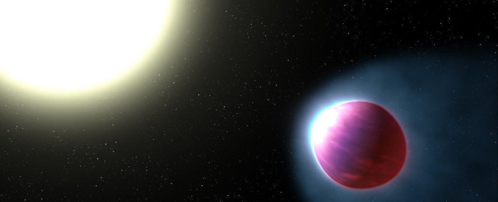 The Atmosphere of One of The Hottest Exoplanets in The Galaxy Is Full of Metal
