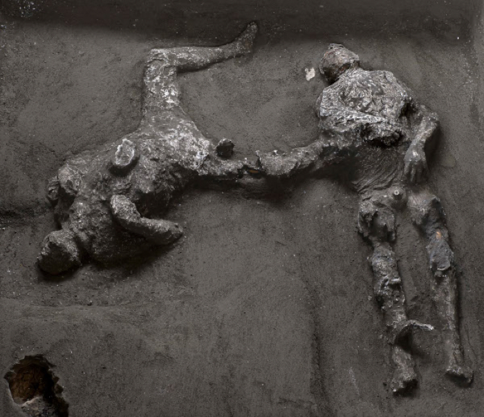 Ancient Victims of Mount Vesuvius's Fury Discovered in The Ashes of Pompeii
