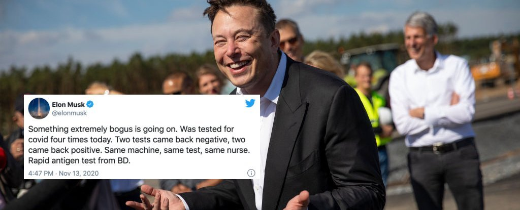 No, Elon Musk is not about to blow this COVID-19 testing thing wide open