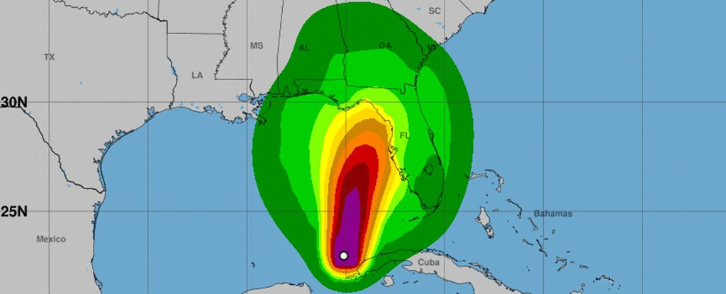 Tropical Storm Wind Speed Probability