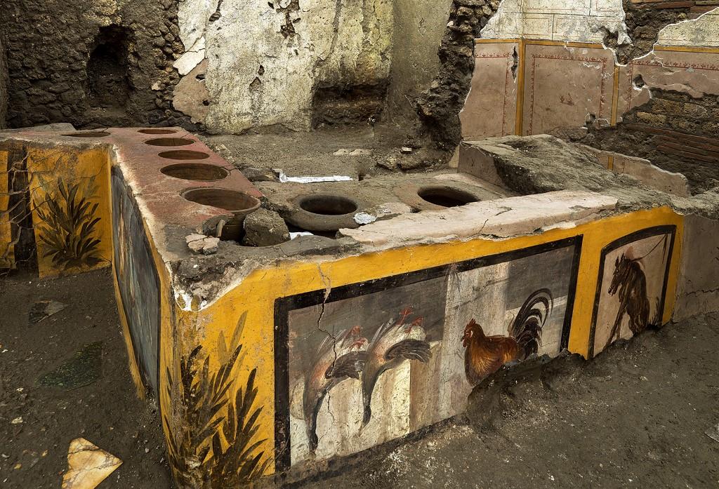 Pompeii thermopolium