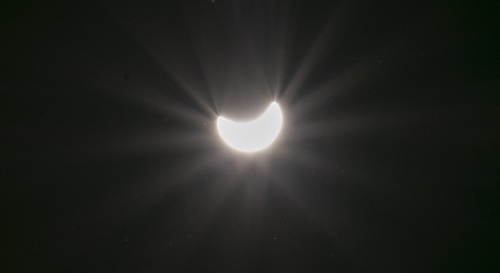 We Just Had The Only Total Solar Eclipse of 2020, And The Photos Are Amazing