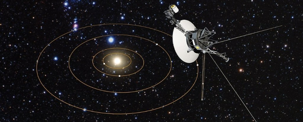 Voyager Mission Finds a New Type of Electron Burst at The Edge of Our Solar System