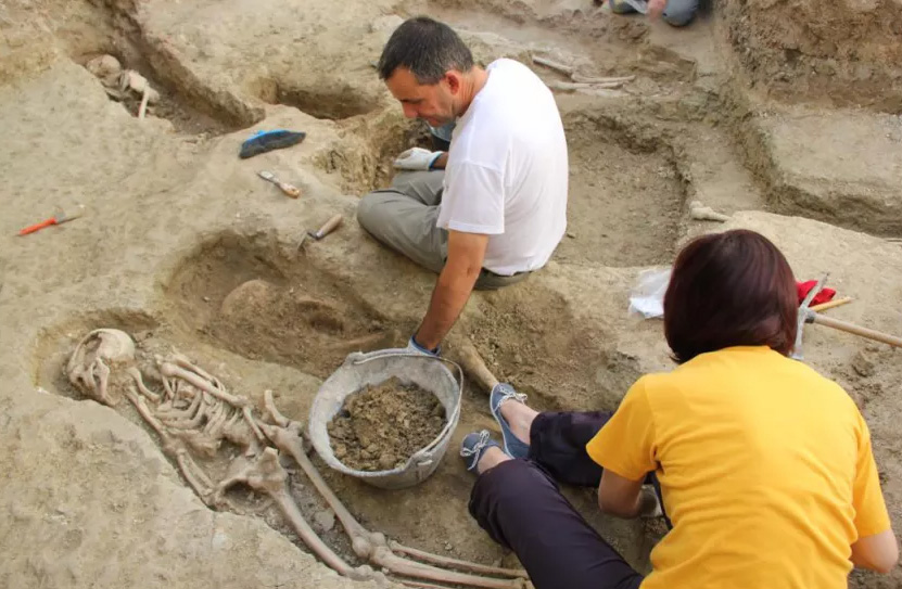spanish islam history graves one