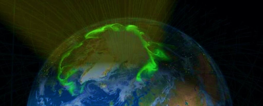 Solar Wind Is Strangely Drawn to Earth