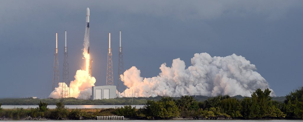 SpaceX Simply Launched 'Most Spacecraft Ever Deployed on a Single Mission'