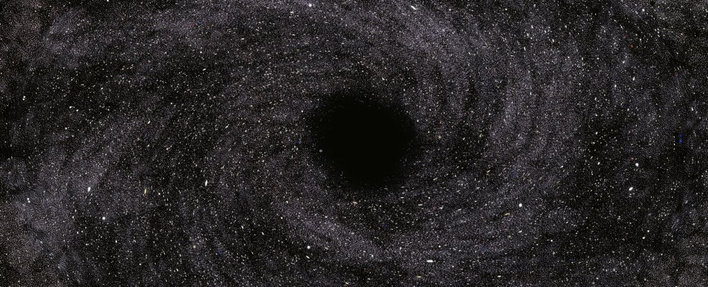 Black Holes Could Get So Humongous, Astronomers Came Up With a New Size Category - ScienceAlert