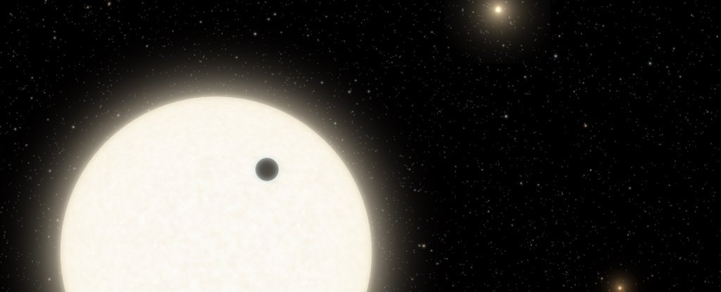 Astronomers Have Found an Alien Planet With Three Suns