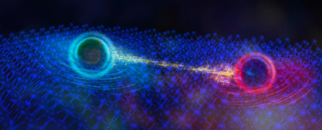 "Physicists Detect Tantalising Hints of a ""Fundamentally New Form of Quantum Matter"" – ScienceAlert"