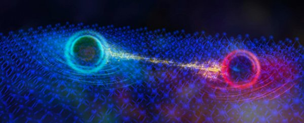 "Physicists detect tantalising hints of a ""fundamentally new form of quantum matter"""