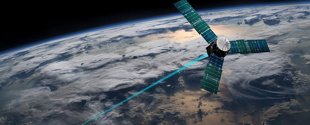 Groundbreaking New Laser System Cuts Through Earth's Atmosphere Like It's Nothing – ScienceAlert