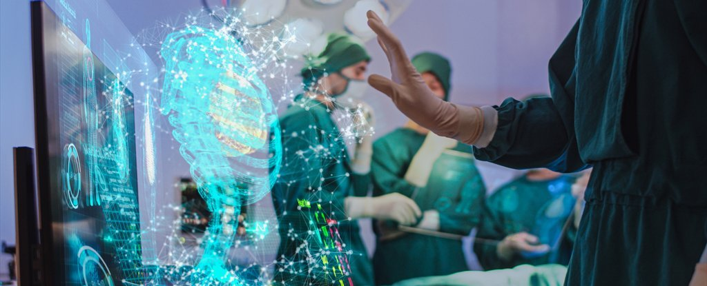 Quantitative Holograms Could Make Ridiculously Detailed Images Of Our Bodies And Cells