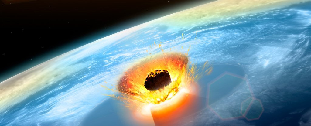 Dust From Asteroid That Ended Dinosaur Reign Closes Case on Impact Extinction Theory - ScienceAlert