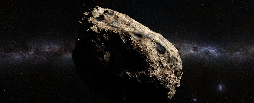 Astronomers Think They've Found Another Trojan Asteroid Lurking in Earth's Orbit