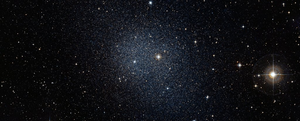 Astronomers Detect a Tiny Dwarf Galaxy That Has Way More Dark Matter Than We Expected - ScienceAlert