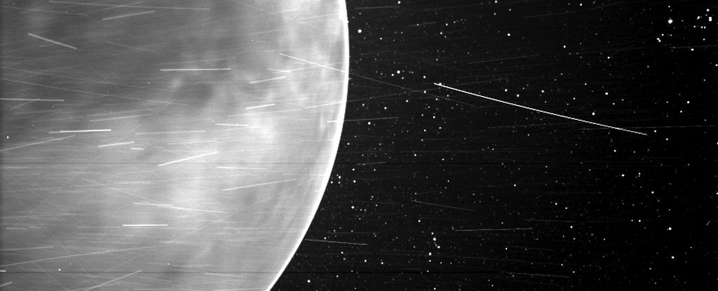 Feast Your Eyes on This Mind-Blowingly Close Photo of Venus - ScienceAlert